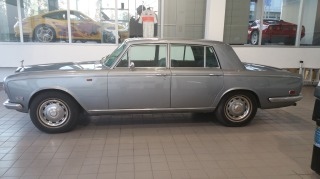 Rolls-Royce Silver Shadow SRX