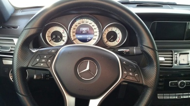 Mercedes-Benz E 200 Cabrio