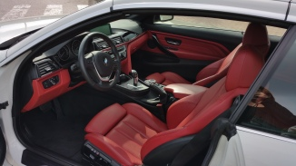 BMW 420d Cabrio Sport